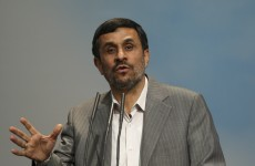 Iranian oil refinery hit by explosion during Ahmadinejad visit