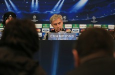 Mourinho revives 'ghost goal' of Luis Garcia on latest return to Champions League semi-finals