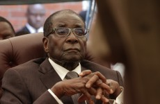 Mugabe now taking home €2,900 (in a country where the average wage is €300)