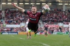 Chris Ashton hoping to eclipse Heineken Cup try-scoring record against Clermont