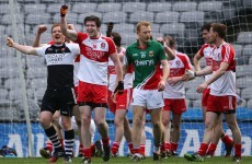 Here's how Derry and Donegal will line out for the weekend's football league finals
