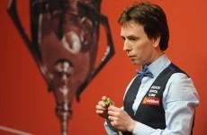 Doherty makes Crucible exit, Rocket battles back to book quarter-final berth