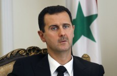 'God, Bashar, and that's all': Assad announces presidential candidacy