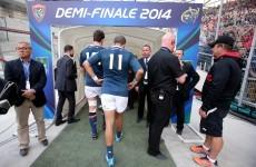 Ronan O'Gara labels Munster's Heineken Cup semi final venue 'a disgrace'