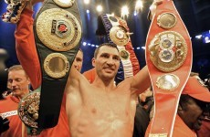 Wladimir Klitschko wants to fight at the 2016 Olympics in Rio