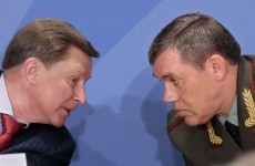 The blacklist: Russian army chief of staff & 14 others targeted in new EU sanctions