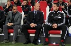Tottenham deny talk of Frank de Boer approach