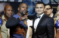 'I am the best there is' – Mayweather has perfect strategy for Maidana fight