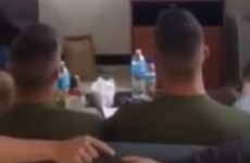 WATCH: Bizarre video of incredibly hard Marines emoting along to Let It Go