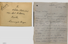 Letters and wills of World War I soldiers made available online
