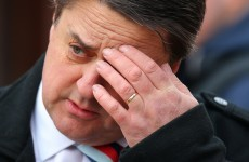 "BNP leader Nick Griffin's twitter account hacked… for ""no political reasons"""