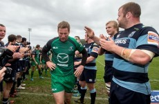 Bittersweet send-off for Sportsground legends as Connacht cough up victory to Cardiff