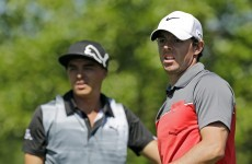 Lefty shoots sizzling 63 as Rory gets his groove back