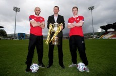 Keane seeking a clean sweep of domestic medals with Setanta Cup triumph