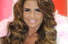 Katie Price announces her third divorce on Twitter