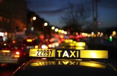 Two men arrested for hijacking taxi in west Dublin