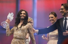 Eurovision 2014 as it happened: Johnny Logan, beards, and glorious Conchita