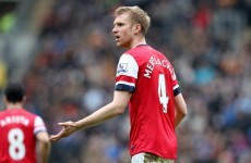 FA Cup defeat would not be a disaster, says Mertesacker