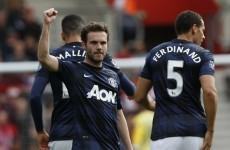 Juan Mata's beauty cancels out Rickie Lambert's beast