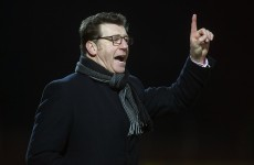 Roddy Collins parts company with Derry City after six months in charge