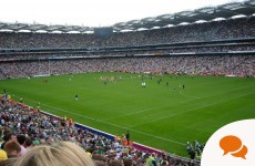 Opinion: I couldn't clearly watch my brother play in Croke Park because I'm in a wheelchair