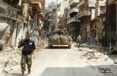 """There is """"strong evidence"""" that the Syrian government used chlorine gas in attacks on rebels"""