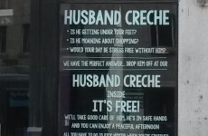 This Aberdeen pub is calling itself a 'husband creche'