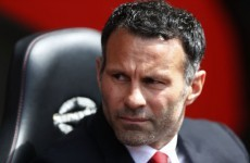 Giggs can't stomach City's title celebrations