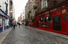 Dublin City Council want to hear your suggestions for Temple Bar…