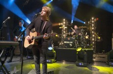 Look out for Kodaline busking in Dublin today…