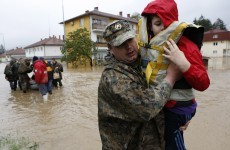 Heaviest rainfall in a century leads to flooding and deaths across Balkans