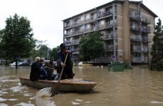 Worst flooding in 100 years kills 30 across Bosnia and Serbia