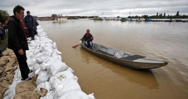 """Belgrade braced for massive """"flooding wave"""" as disaster death toll tops 44"""