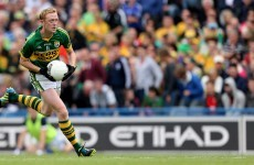 Colm Cooper picks the three toughest defenders he has faced in his career