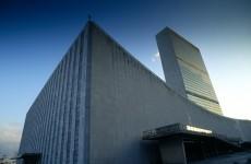 Eamon Gilmore calls for support on UN Syria, but Russia's already said no