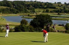 G-Mac finds early form as he launches Celtic Manor defence