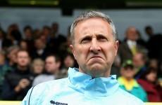 Relegated Norwich keep Adams as permanent boss