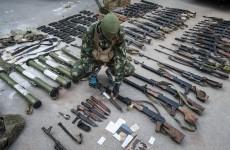 Pro-Russian rebels kill 17 Ukrainian troops ahead of vote