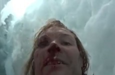 Climber falls down 70ft crevasse, rescued after asking for help on Facebook