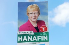 Micheál Martin is delighted for Kate Feeney…and Mary Hanafin did well too