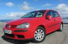 Is this red Volkswagen the car your car could be like? The seller thinks so