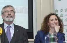 """""""We want to use our mandate wisely"""" – Gerry Adams vows to build on election gains"""