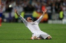 Real Madrid achieve immortality, right at the death