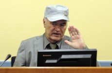 Ratko Mladic shuns 'monstrous' charges as he appears at war crimes tribunal