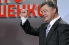 Petro Poroshenko set to win Ukraine's presidential election