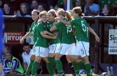 The man who's helping women's soccer in Ireland to flourish