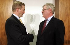 Kenny and Gilmore off to Brussels to discuss outcome of European elections