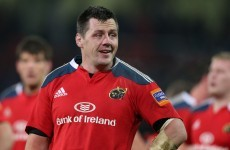James Coughlan secures early release from Munster contract