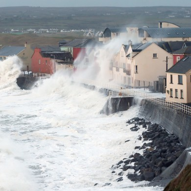 Here's how much the winter storms cost eircom