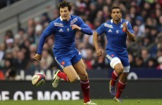 Saint-André names 30-man France squad for 2014/15 season